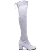 Stuart Weitzman Over-The-Knee Boots - Cinza