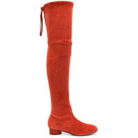 Stuart Weitzman Over-The-Knee Boots - Laranja