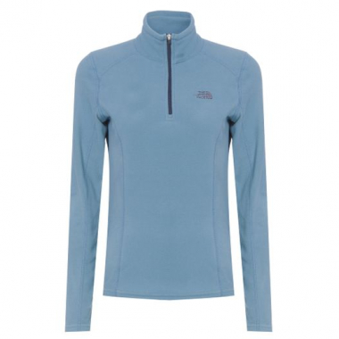 Suéter Glacier 1/4 Zip The North Face - Azul