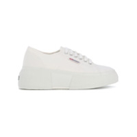 Superga Casual Platform Sneakers - Branco