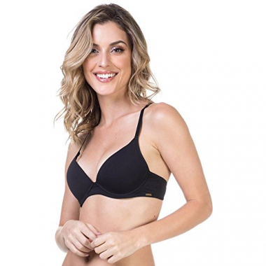 Sutiã Bojo Super Push Up Preto | 532.018 Preto - 40