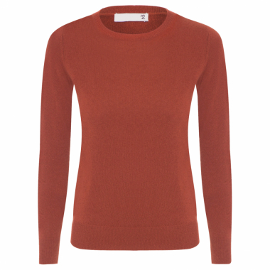 Sweater Feminino Cashmere - Terracota