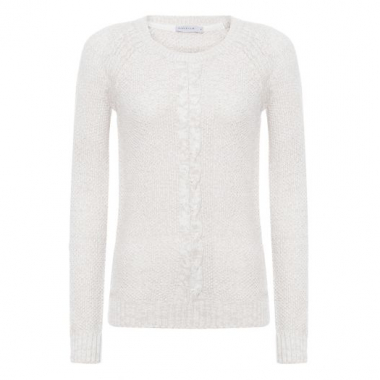 Sweater Tricot Market 33 - Off White