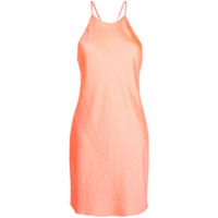 T By Alexander Wang Strappy Slip Dress - Rosa