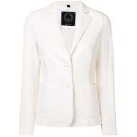 T Jacket Blazer Slim - Neutro