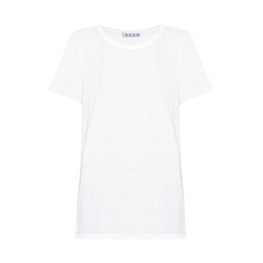T-Shirt Básica Off White Ray T-Shirt