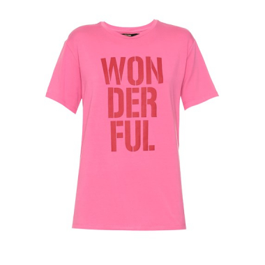 T-Shirt Malha Wonderful
