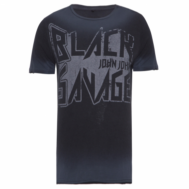 T-Shirt Masculina Black Savage - Preto