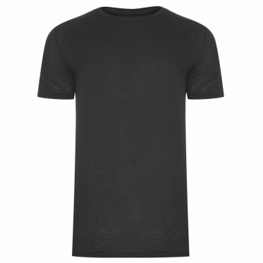 T-Shirt Masculina E-Fabrics Light - Preto