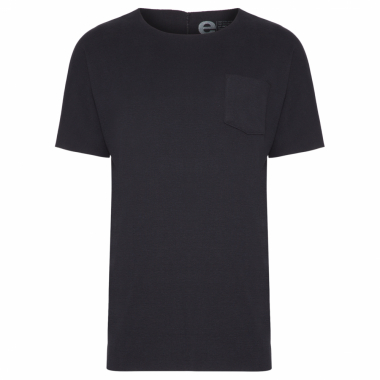 T-Shirt Masculina Maxi Soft Pocket Eco - Preto