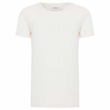 T-Shirt Masculina Perfect - Off White