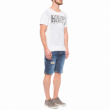 T-SHIRT MASCULINA RG SURFY - OFF WHITE