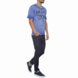 T-shirt Masculina Sound Eagle - Azul