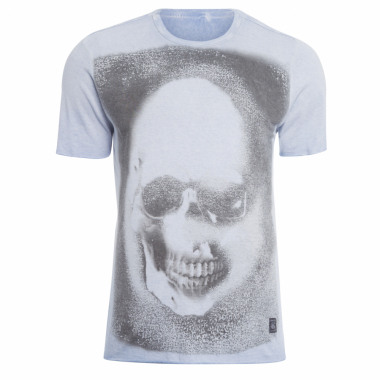 T-Shirt Masculino Rg Inside Out - Azul
