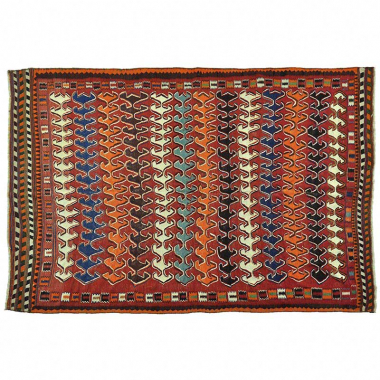 Tapete Kilim Shiraz Antigo