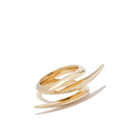 Tasaki Anel Em Ouro 18Kt 'surge' - Yellow Gold