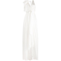 Temperley London Vestido Envelope 'lullaby' - Branco