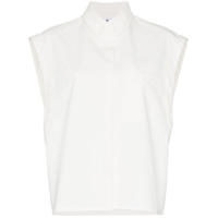 Ten Pieces Camisa X Rude Sem Mangas - Branco