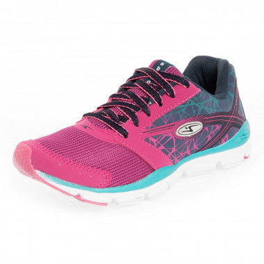 Tênis Adrun Fitness Electric Pink