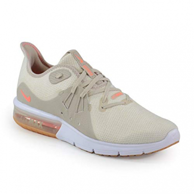 Tênis Air Max Sequent 3 Summer Nike Creme Salmão - A02675-200