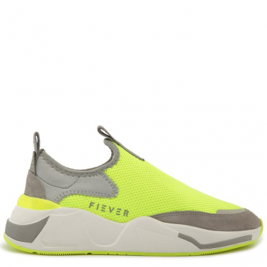 Tênis Beat Slip On Lime | Fiever