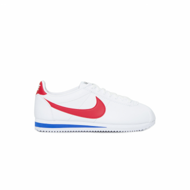 Tenis Classic Cortez Leather - Branco