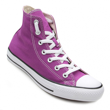 Tênis Converse Chuck Taylor All Star Hi Seasonal-Feminino