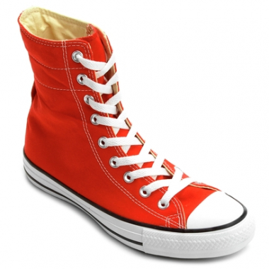 Tênis Converse Ct As Hi-Rise-Feminino