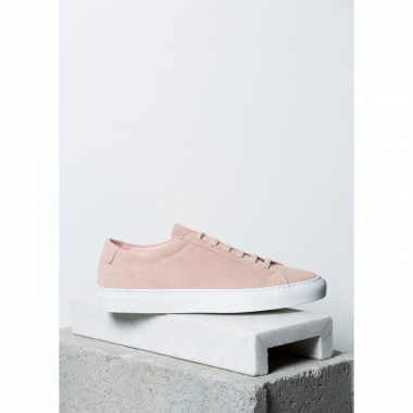 Tênis De Camurça Achilles Low 2015 Rosa 39 It