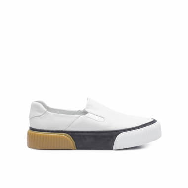 Tênis Feminino Iate Creeper - Off White