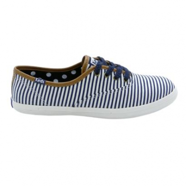 Tênis Keds Champion Stripes Jazz Feminino-Feminino