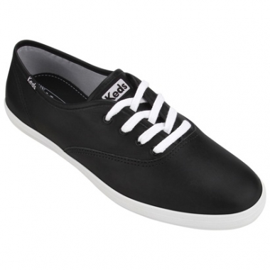 Tênis Keds Champion Woman Leather-Feminino