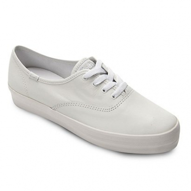 Tênis Keds Triple Leather Feminino-Feminino