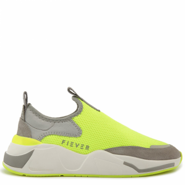 Tênis Lime Beat Slip On [ Alok ] | Fiever