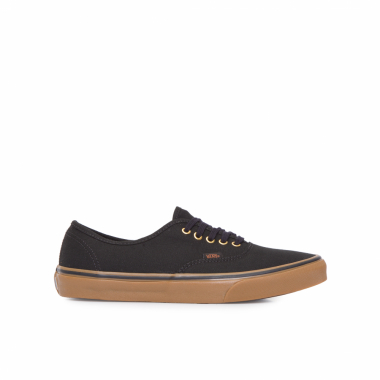 Tênis Masculino Authentic Rubber - Preto