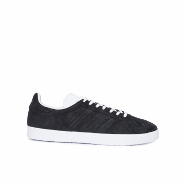 Tênis Masculino Gazelle Stitch And Turn - Preto