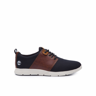 Tênis Masculino Killington Wheat - Preto