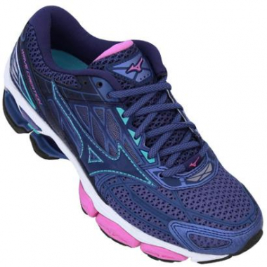 Tênis Mizuno Wave Creation 19 Feminino-Feminino