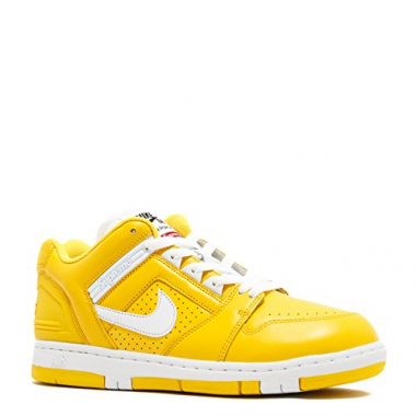 Tênis Nike Sb Air Force 2 Low Supreme Varsity Maize (42)