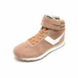 Tênis Pony Mid Town Suede Bege