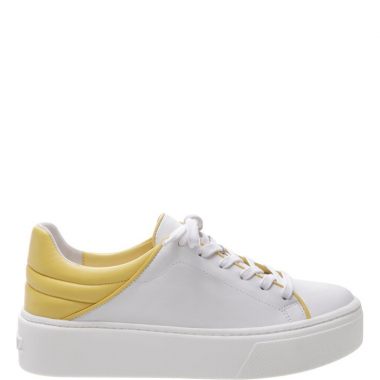 Tênis S-Oxy White And Yellow | Schutz