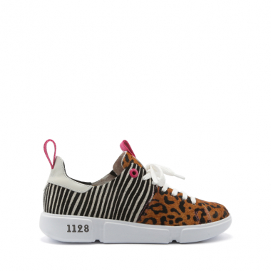 [Back In Store] Tênis Schutz + Fiever  Melrose Animal Mix | Schutz