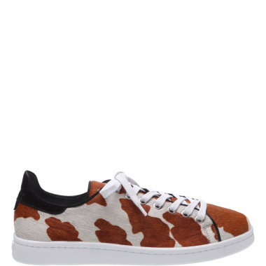 Tênis Ultralight S-Light Cow Print | Schutz
