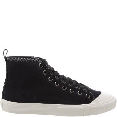 Tênis Zuma High Top Preto | Fiever