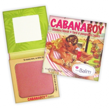 The Balm Blush E Sombra Cabana Boy 8,5G-Feminino