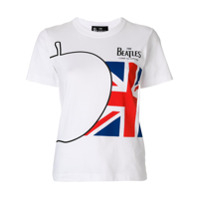 The Beatles X Comme Des Garçons Camiseta 'the Beatles' - Branco