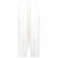 The Celect Calça Cropped - Branco