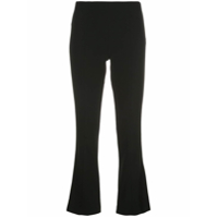 The Row Calça Flare - Preto