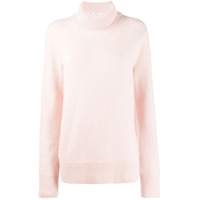 The Row Roll Neck Sweater - Rosa
