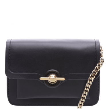The Safe Bag Chain Strap Black | Schutz